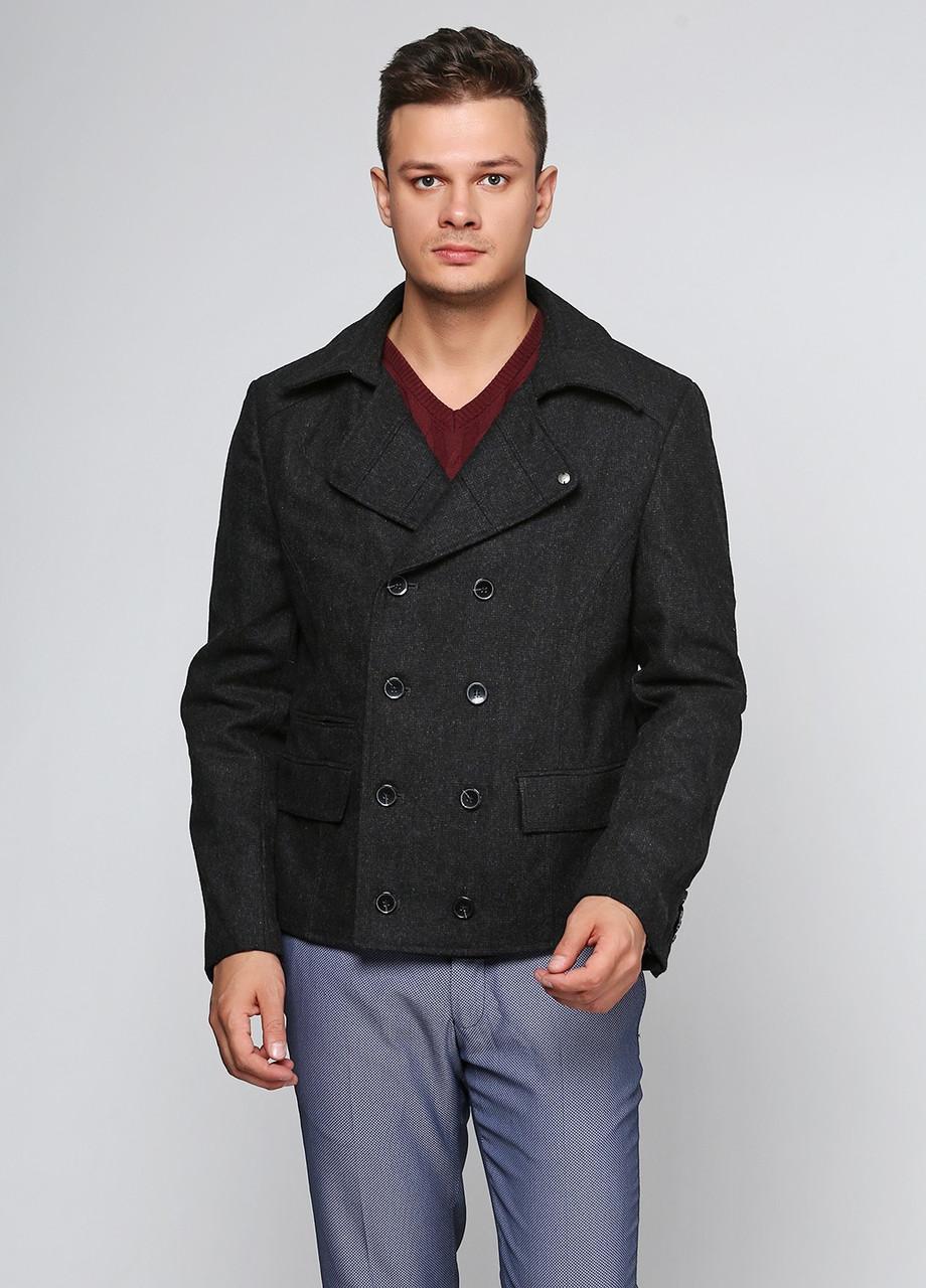 Полупальто мужское Antony Morato цвет серый размер 52 54 арт MJ1168/T5000