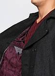 Полупальто мужское Antony Morato цвет серый размер 52 54 арт MJ1168/T5000, фото 3