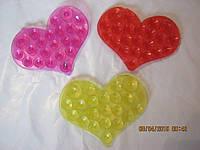 Полочки-липучки сердечки