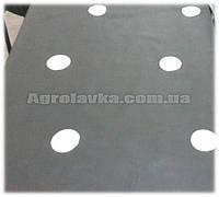 Агроволокно пл.50г/кв.м 1,6м х 100м Перфорированное чёрно-белое (AGREEN)