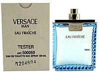 Мужская туалетная вода тестер Versace Man Eau Fraiche