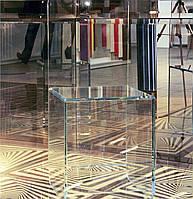 Стул из стекла, фото 1