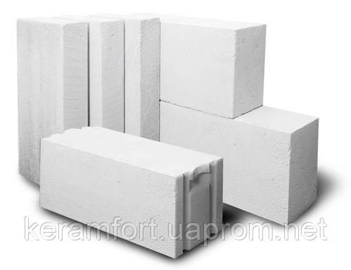 Преимущества газоблока перед другими видами блока