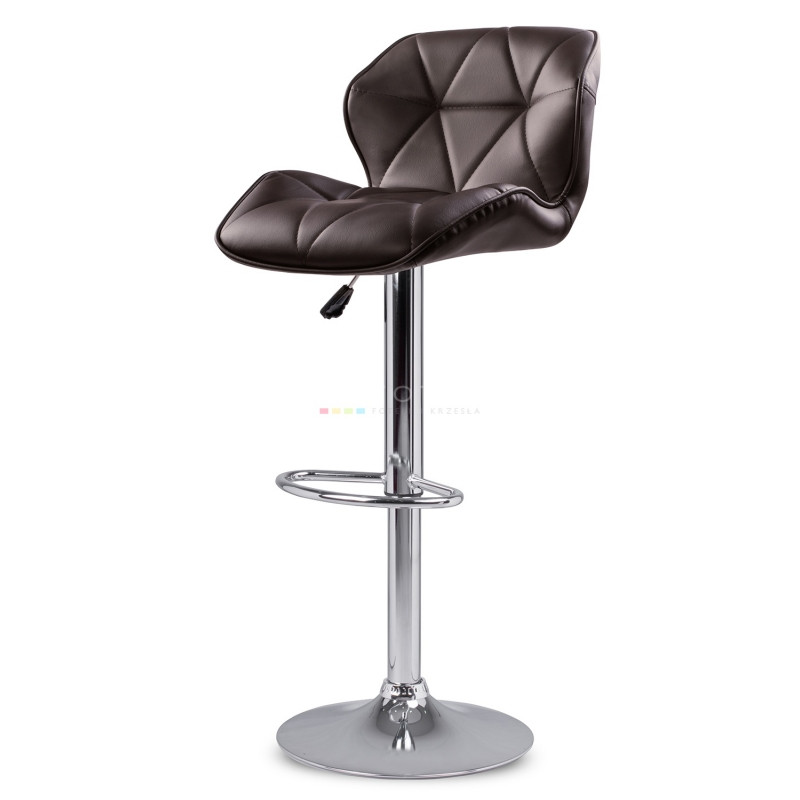 Барный стул Hoker Castel. Цвет коричневый.