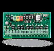 JB-118N Модуль шины сигнального выхода программируемый – 8 выходов