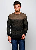 Свитер мужской DIESEL цвет серо-черный размер S арт 00S8DM-RKADE-94G, фото 1