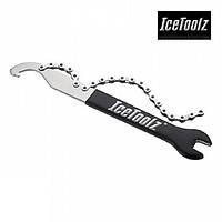 Ключ ICE TOOLZ 34S4 для затяжки локринга + ключ 15mm