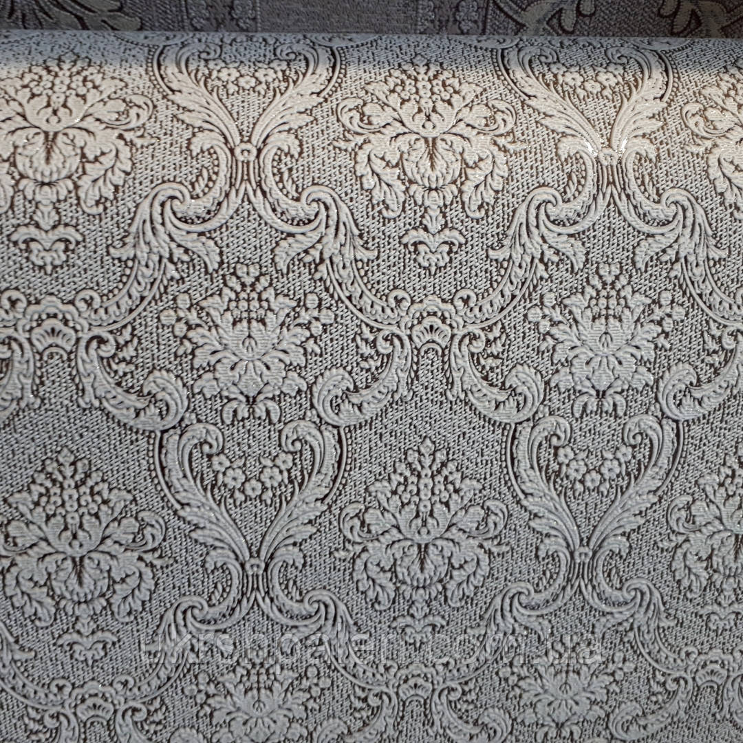 Обои Ямал 2 3620-06 виниловые на флизелиновой основе ширина 1.06,в рулоне 5 полос по 3 метра.