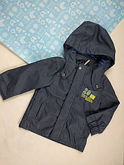 Курточка для мальчика Orchestra 6-12 мес