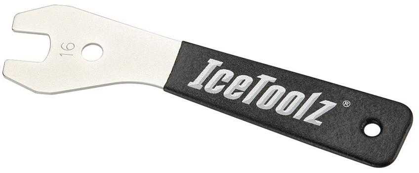 Ключ ICE TOOLZ 4716 конусный с рукояткой 16mm