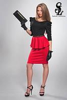 Платье баска РК19