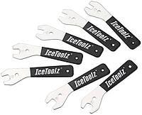 Ключ ICE TOOLZ 47Х7 конусный 13-19mm CR-MO