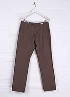 Штаны мужские TOMMY HILFIGER цвет коричнево-серый размер 32/32 арт 0857889647
