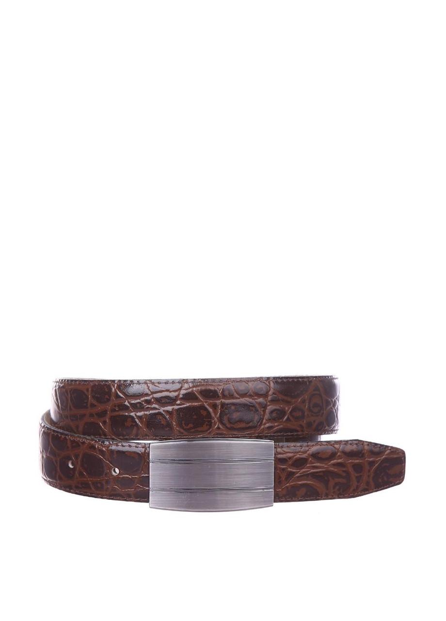 (Уценка) Ремень мужской Tom Tailor цвет темно-коричневый размер 95 арт (УЦ)TW176