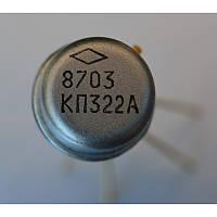 Транзистор КП322А