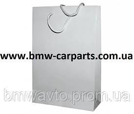 Бумажный подарочный пакет BMW Paper Bag