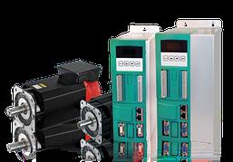 Частотный преобразователь векторный AMD-3R7 4 кВт 380 В с платой энкодера