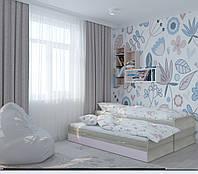 Двухэтажная кровать КДСП 111