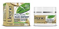 Крем для лица против морщин дневной интенсивный «Lirene Folacyna Intense» 50 мл