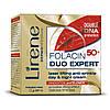 Крем для лица против морщин дневной лифтингующий «Lirene Folacyna Advanced» 50 мл