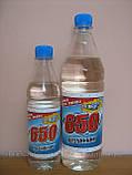 """Розчинник 650 """"БЛИСК"""" 0,34 кг (пляшка ПЕТ 0,4 л), фото 2"""