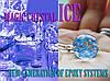 Смола MagicCrystal ICE высокопрозрачная, прочная для изделий и глазури (упаковка 134 г)