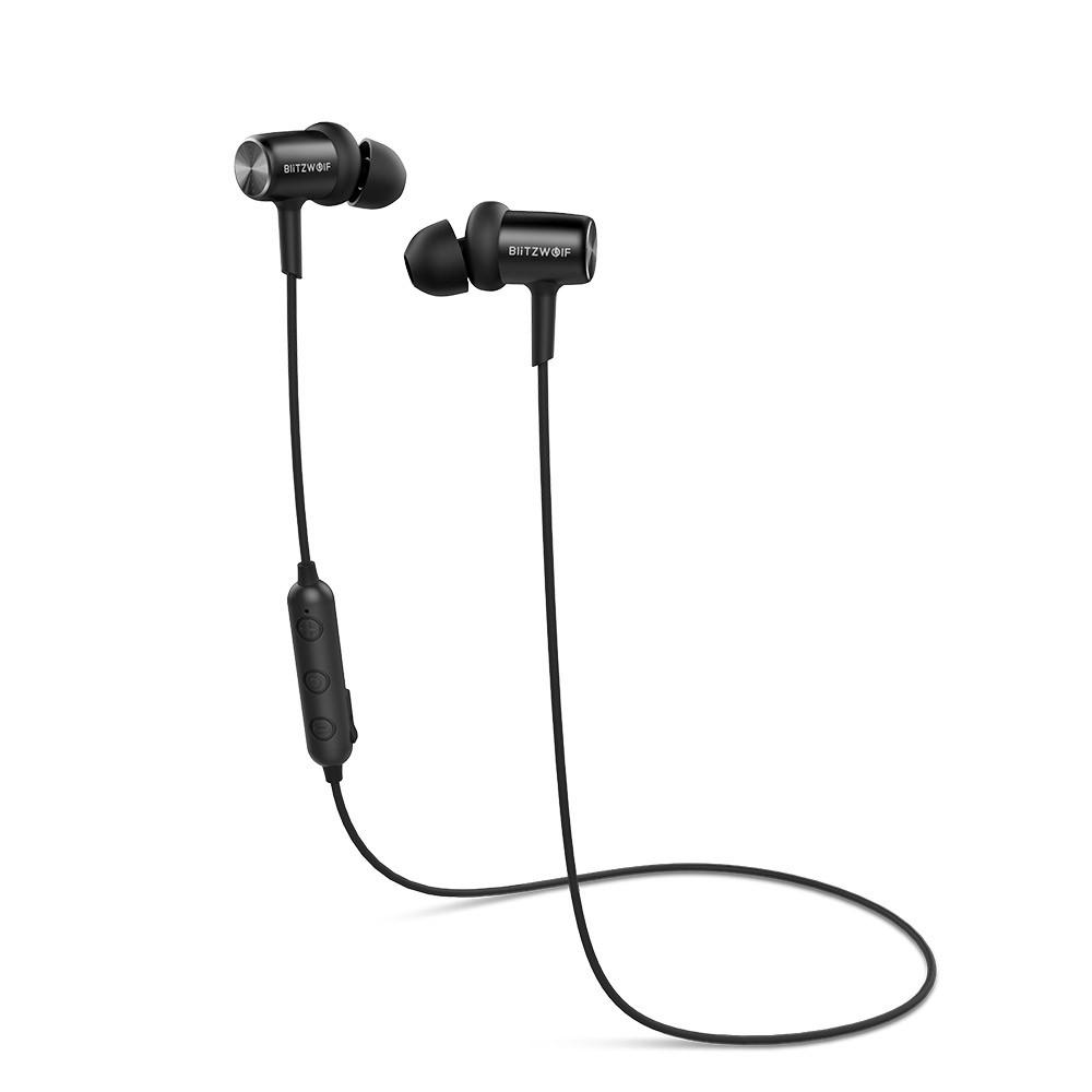BlitzWolf BTS1 Беспроводные Bluetooth Наушники