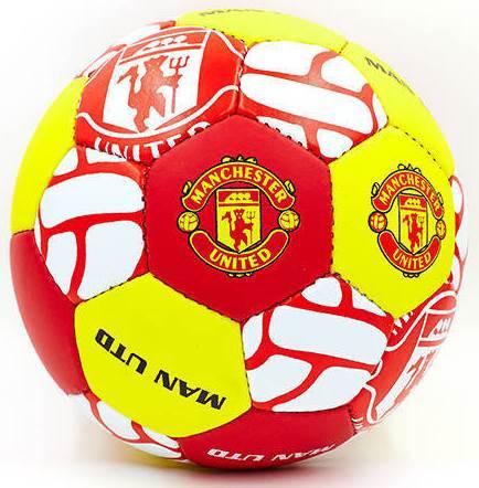 Купить М'яч футбольний Манчестер Юнайтед FB-0047-106-U, Zelart