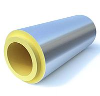Скорлупа ППУ Ø140/36 (фолар покрытие). Цилиндр пенополиуретановый
