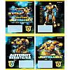 Зошит шкільний Kite Transformers BumbleBee Movie, 12 аркушів, коса лінія TF19-235, KITE