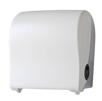 Диспенсер для рулонных бумажных полотенец Racon белый