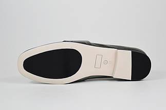 Туфлі жіночі шкіряні платина Lottini 471080, фото 3