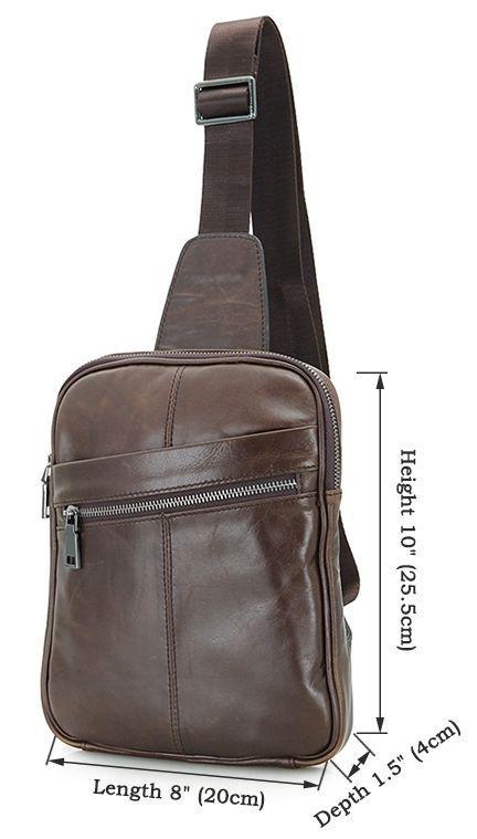 33f28f4f91b2 Рюкзак Vintage 14395 кожаный Коричневый, Коричневый: продажа, цена в ...