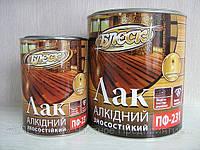 """Лак алкидный износоустойчивый глянцевый ПФ-231 """"БЛЕСК"""" 0,7 кг"""