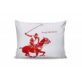 Наволочки Beverly Hills Polo Club - BHPC 004 Red 50*70 (2 шт)