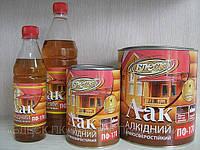 """Лак алкидный атмосфероустойчивый глянцевый ПФ-170 """"БЛЕСК"""" 0,35 кг"""