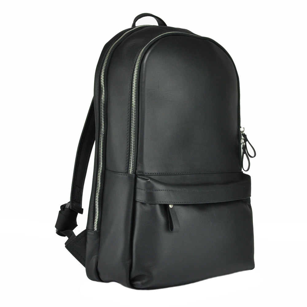 7a6204fb23e8 Рюкзак кожаный TIDING BAG 7273A-1 29х42х16 см Черный (p4t8k0), ...
