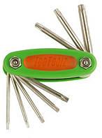 Ключ ICE TOOLZ 97T1 складной 8 инструментов Star 8