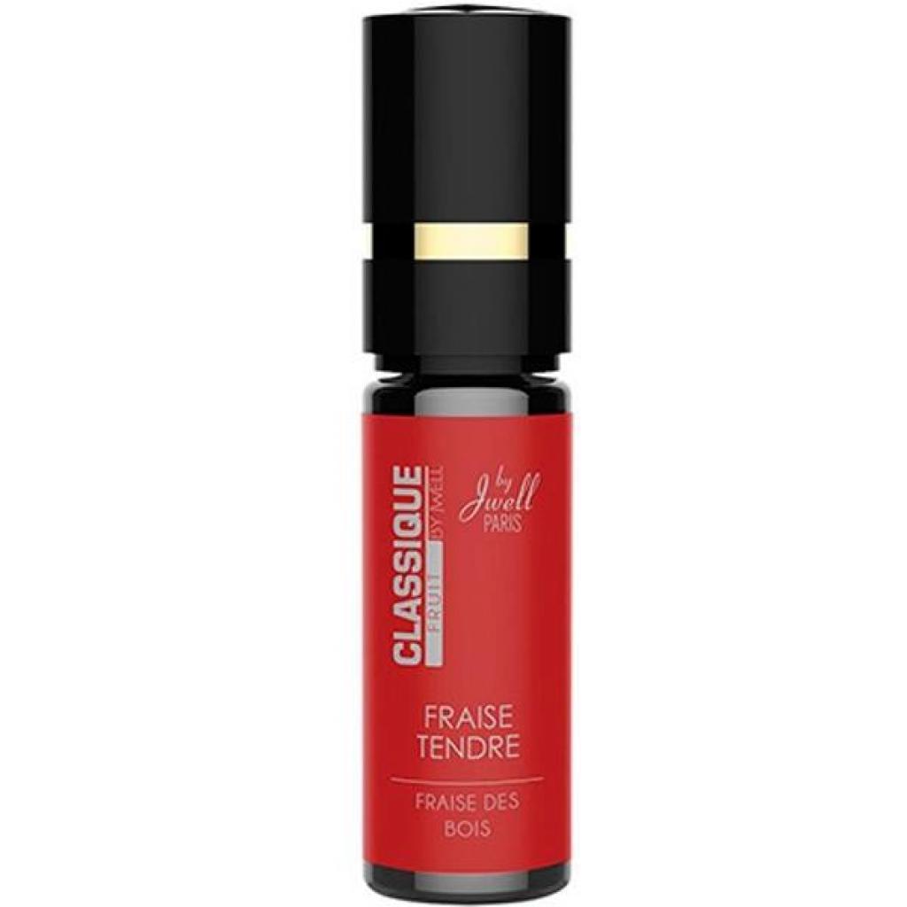 Жидкость для электронных сигарет Jwell Fraise Tendre 10 ml 0 mg (CLFFT1000)