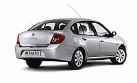 Продам бампер задний на Рено Симбол(Renault Symbol)2009-, фото 1