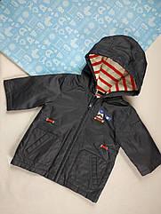 Курточка для мальчика DPam 6-9 мес