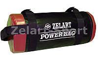 Мішок для кроссфита і фітнесу Power Bag вага 20 кг,