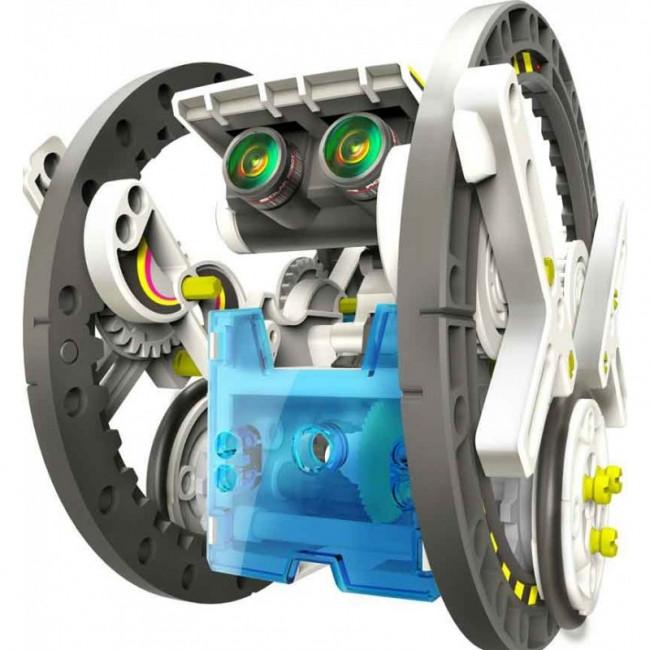 Конструктор - робот 14 в 1 на солнечных батареях (45462)