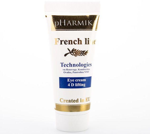 Крем под глаза 4D лифтинг - Eye cream 4 D lifting pHarmika 30 мл