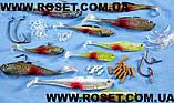 Наживки в наборе  для рыбалки Майти Байт Mighty Bite, фото 4