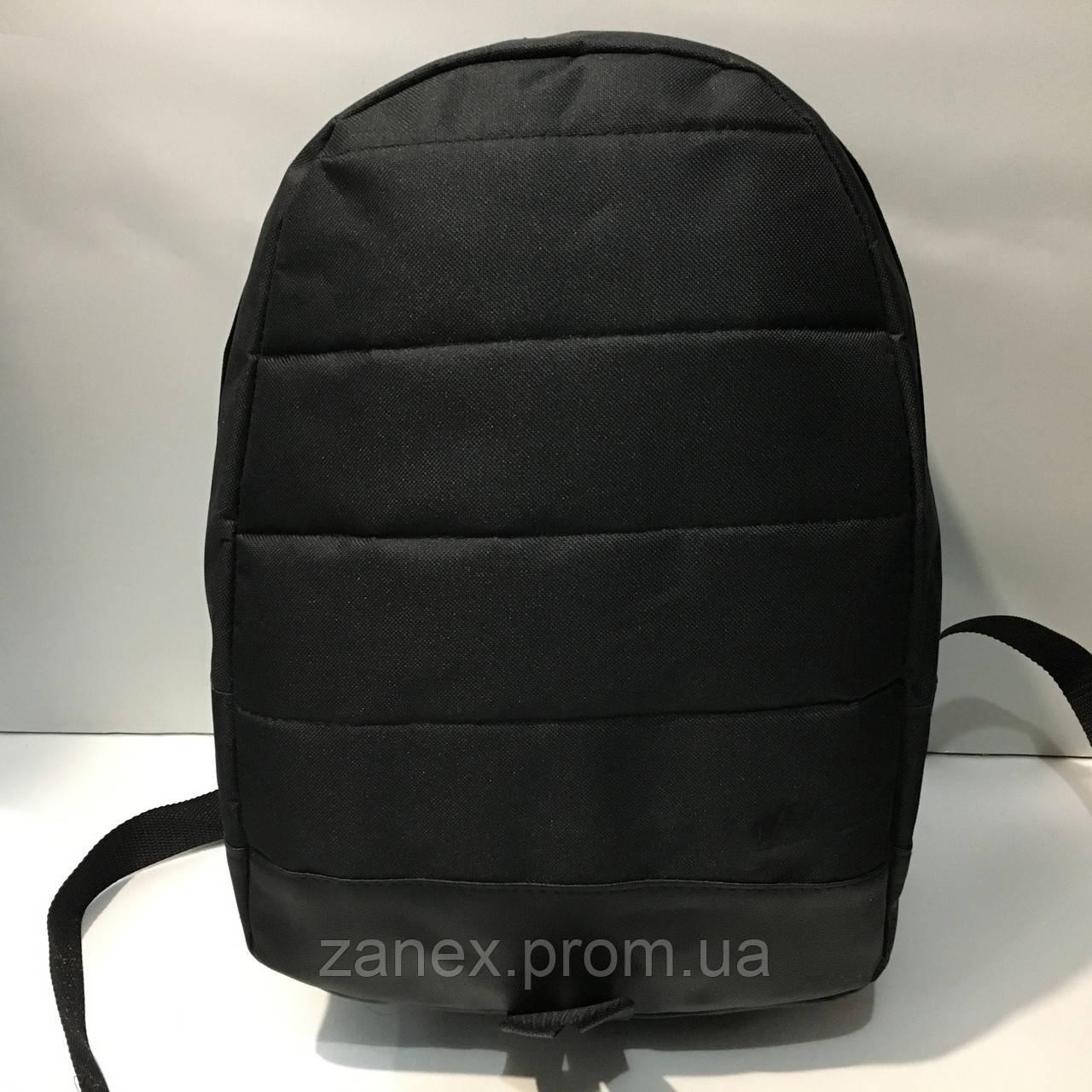 Рюкзак в стиле Nike чёрный