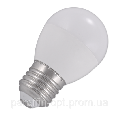 Лампа світлодіодна  6W E27 3000K