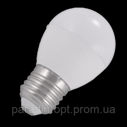 Лампа світлодіодна  6W E27 3000K, фото 2