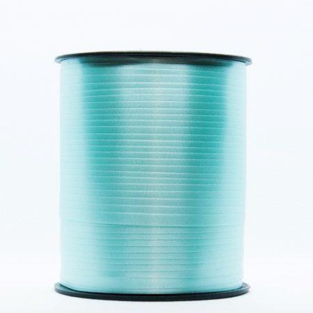 Лента для шаров 050 бирюзовая (мятная) 0,5/300
