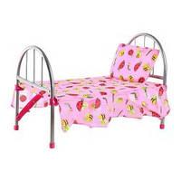 Кроватка для кукол 9342